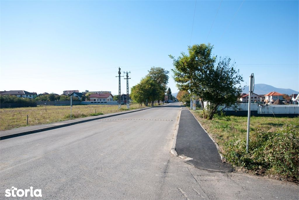 Teren de Vanzare, Brașov (judet), Strada Nicolae Titulescu - Foto 7