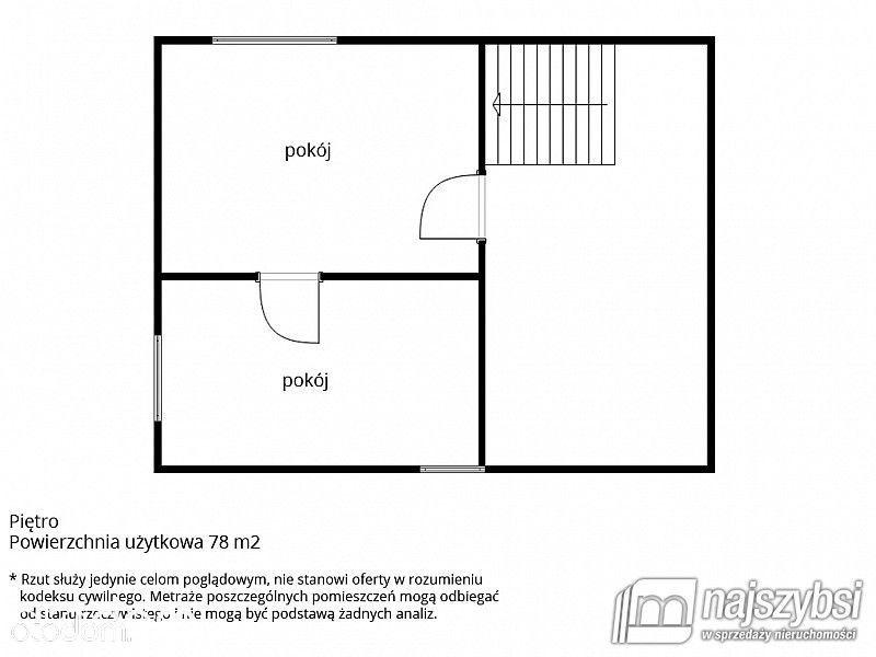 Mieszkanie na sprzedaż, Natolewice, gryficki, zachodniopomorskie - Foto 13