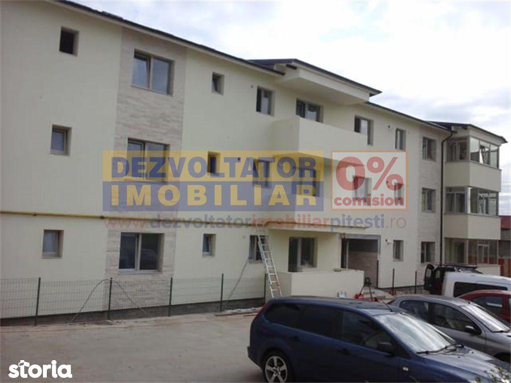 Apartament de vanzare, Argeș (judet), Strada Alexandru Kirițescu - Foto 1