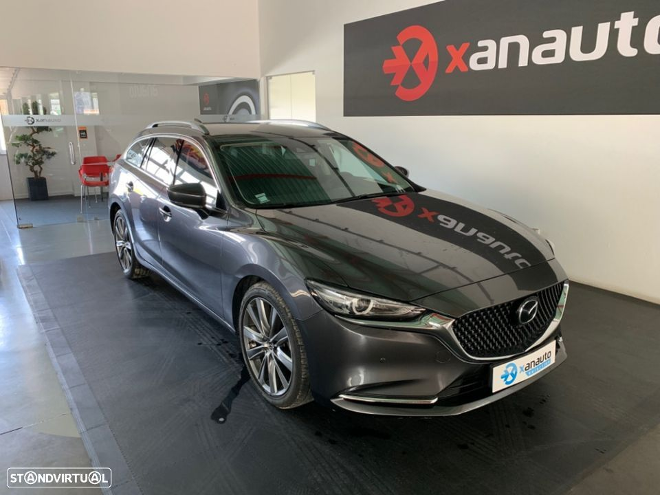 Mazda 6 SW Excellence Navi Pack Leather - 19