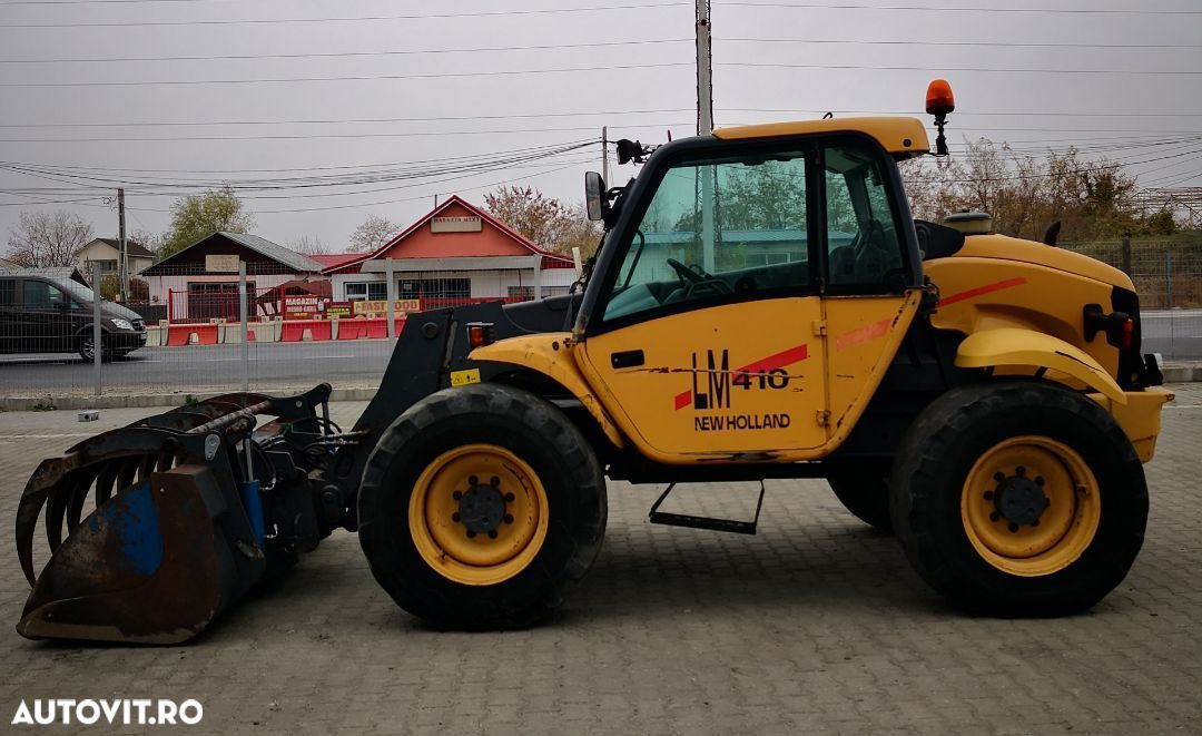 New Holland LM410 - 1
