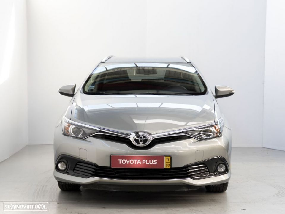 Toyota Auris Touring Sports 1.4D Comfort Pack Techno Pack Sport TS - 15