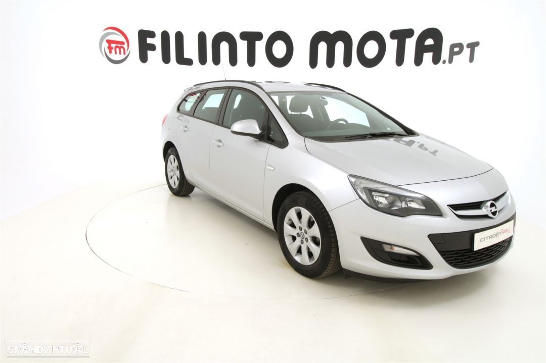 Opel Astra Sports Tourer 1.3 CDTi Selection S/S - 30