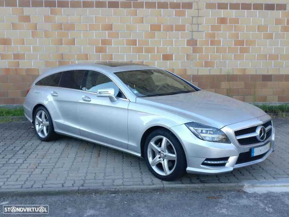 Mercedes-Benz CLS 250 CDI Shooting Brake - 22