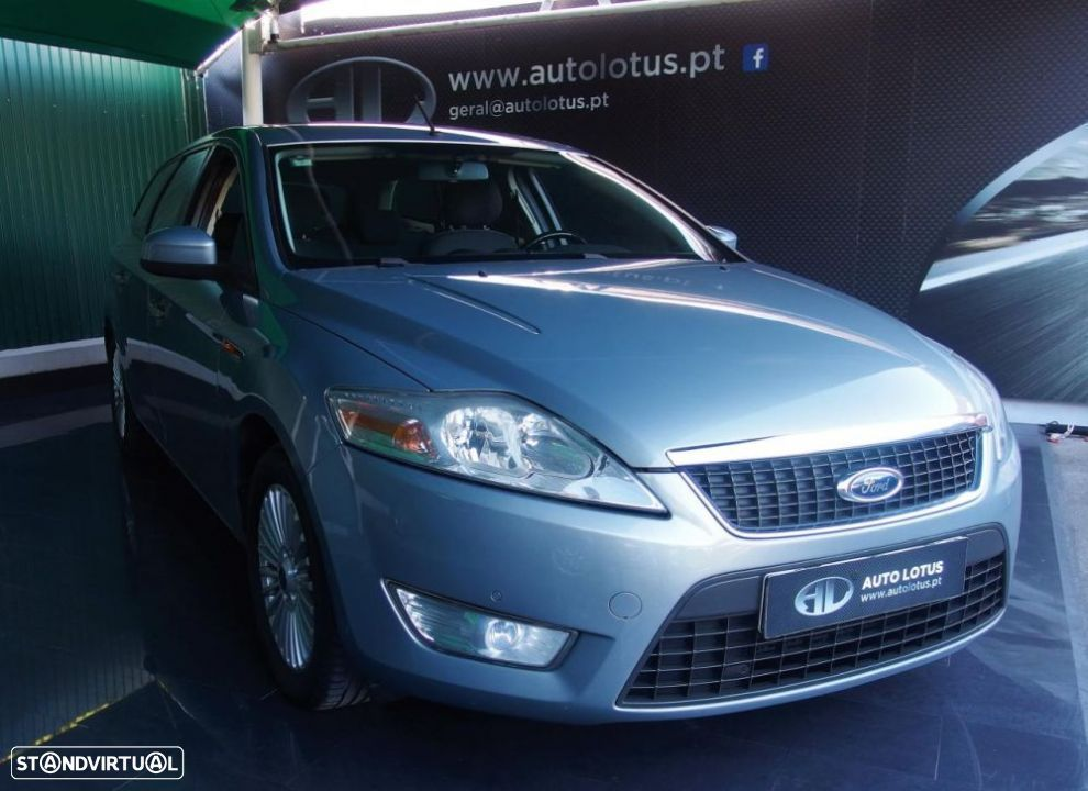 Ford Mondeo SW 1.8 TDCi ECOnetic - 1