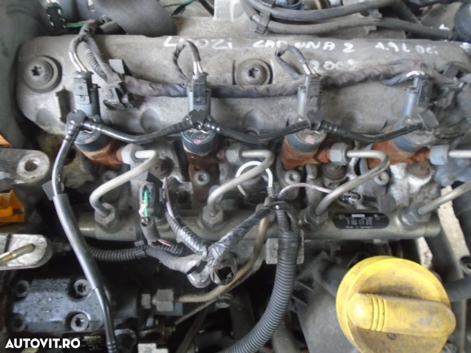 Injector Renault Laguna 2 1.9 DCI 88KW 120 CP din 2005 - 1