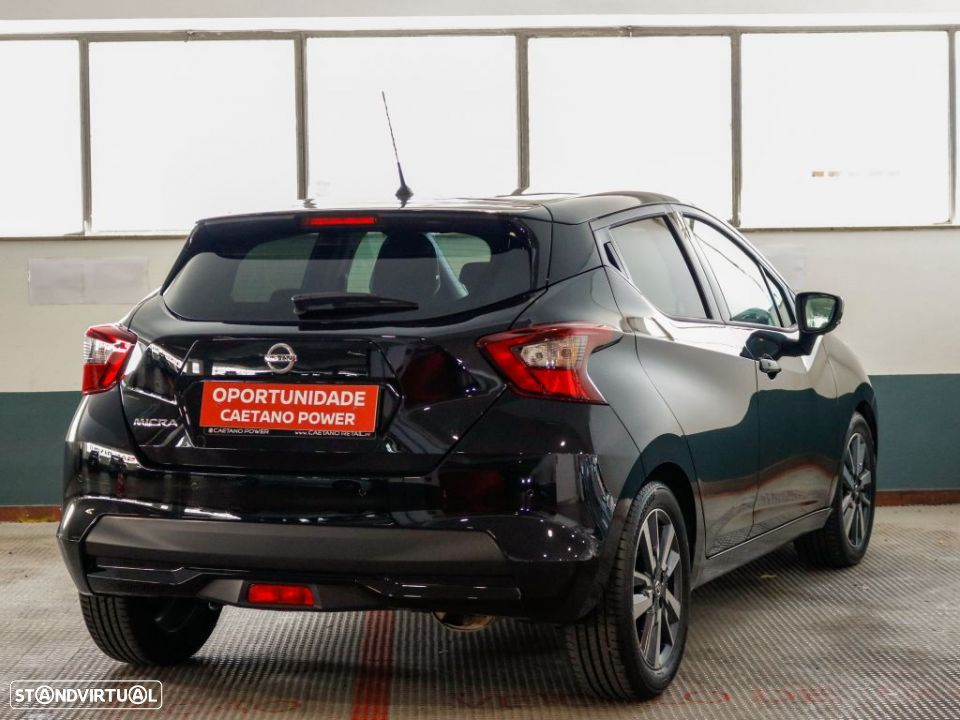 Nissan Micra 1.5dCi 66 kW (90 CV) S&S N-Connecta - 16
