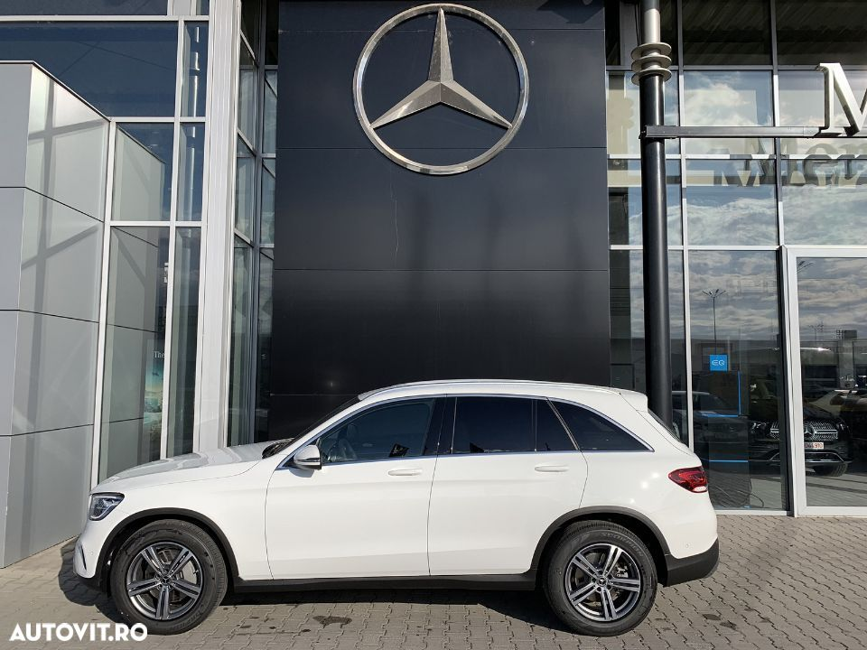 Mercedes-Benz GLC 200 - 1