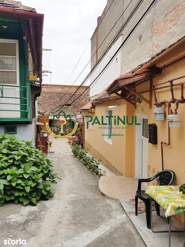 Apartament de vanzare, Sibiu (judet), Piața Unirii - Foto 1