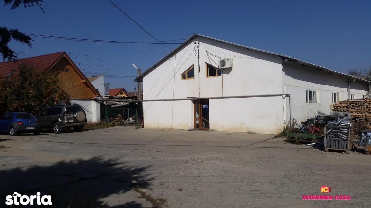 Depozit / Hala de inchiriat, Sibiu (judet), Centru - Foto 7