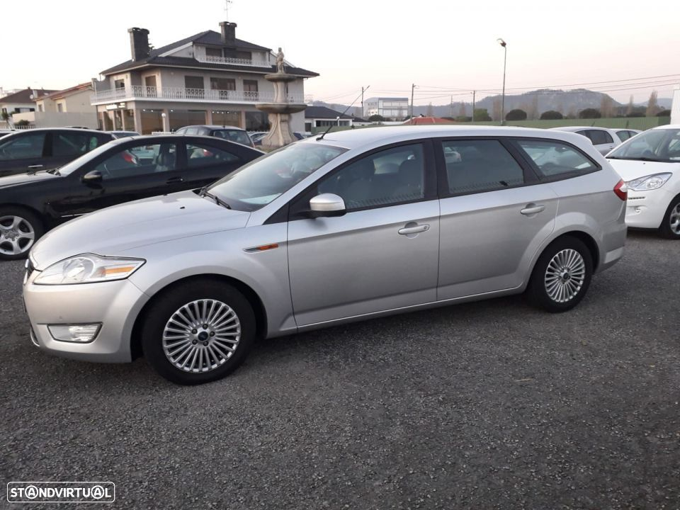 Ford Mondeo SW 1.8 tdci - 2