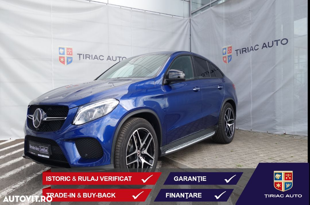 Mercedes-Benz GLE 350 - 21