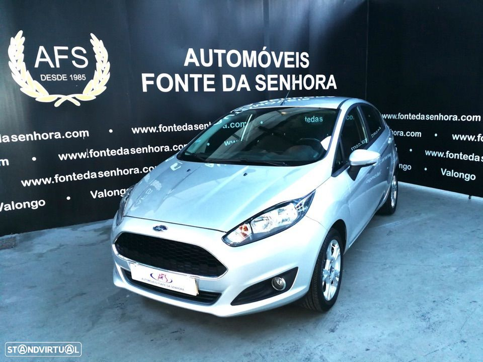 Ford Fiesta 1.0 Ti-VCT Trend - 2