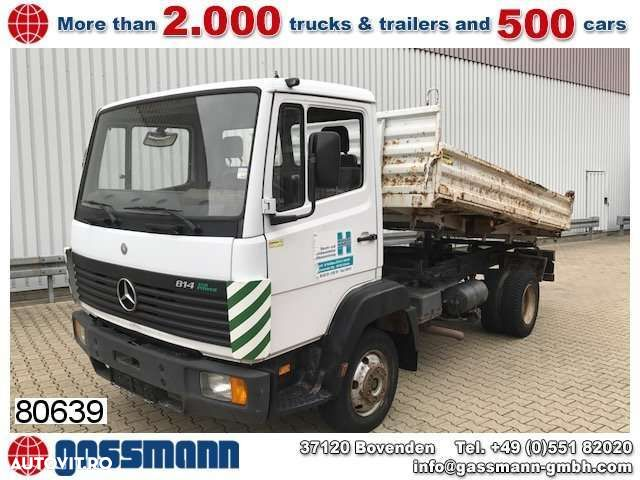 Mercedes Benz 814 K 4x2 Ecopower - 1