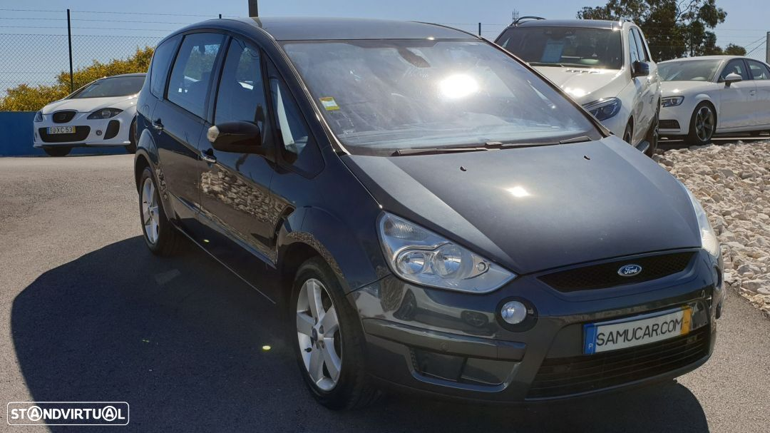Ford S-Max TDCI - 1