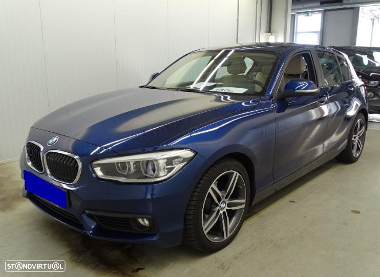 BMW 116 d High Executive - 2