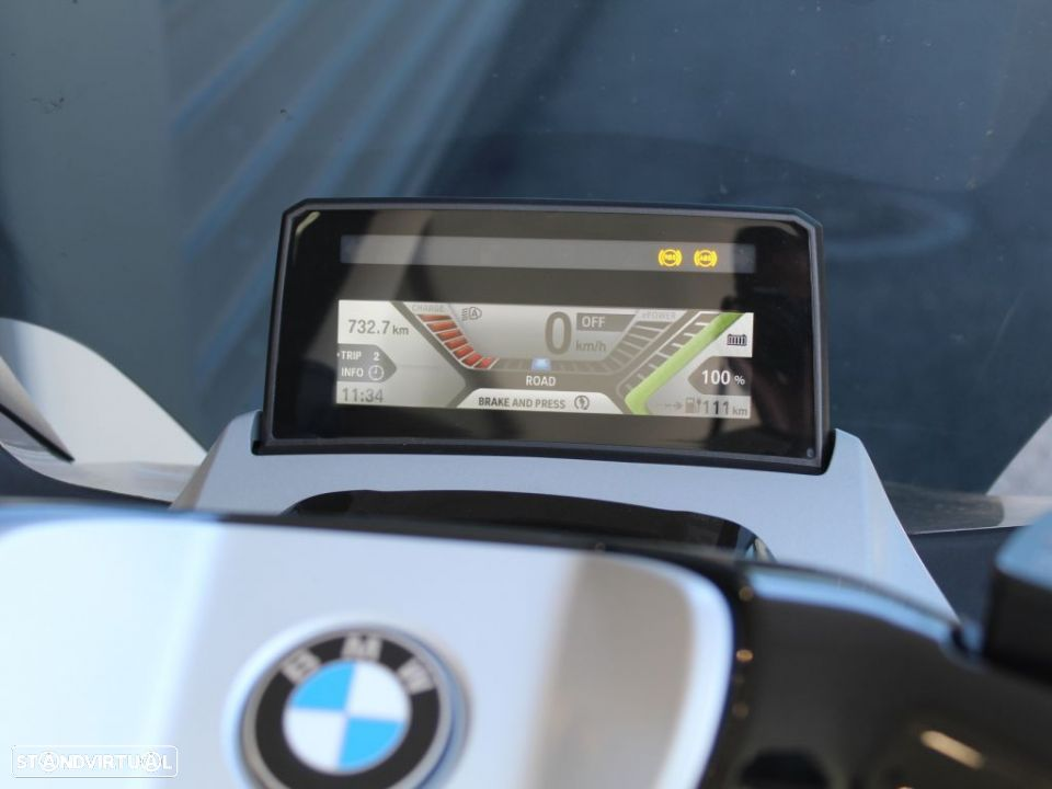 BMW C Evolution (0C03) - 5