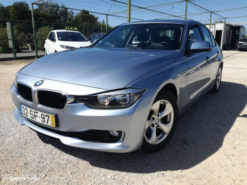BMW 320 efficient dynamique line luxury - 11