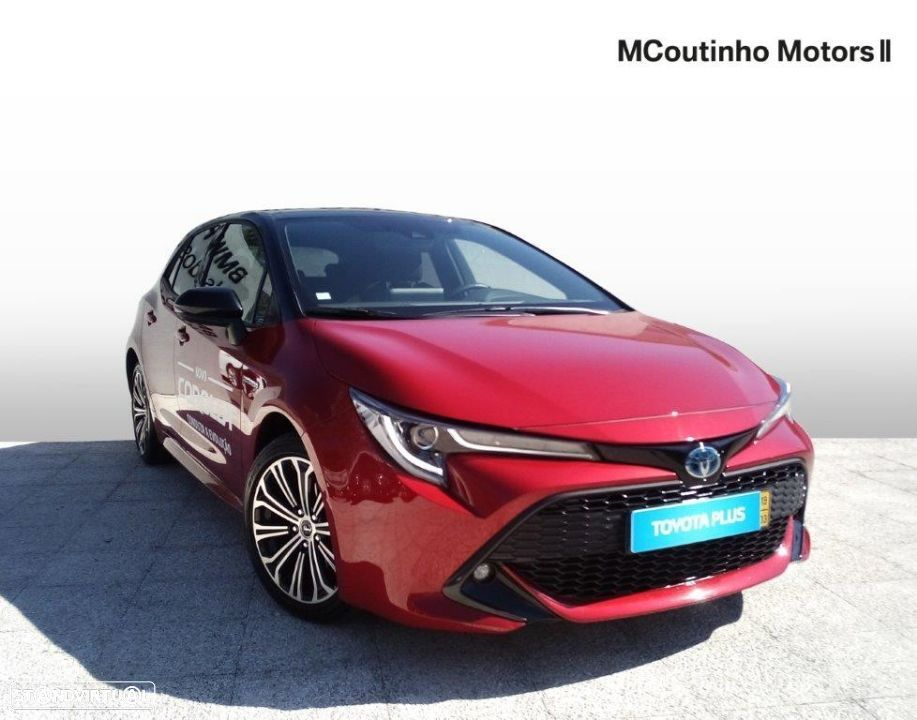 Toyota Corolla HB 1.8 Hybrid SQUARE Collection - 3