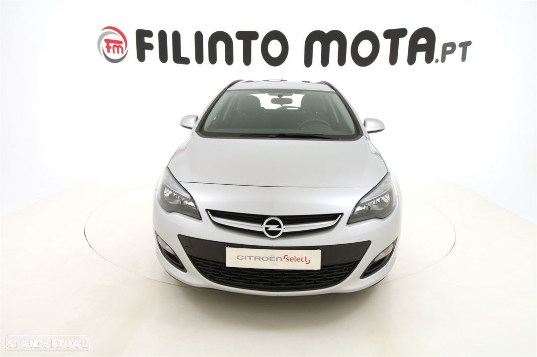 Opel Astra Sports Tourer 1.3 CDTi Selection S/S - 28