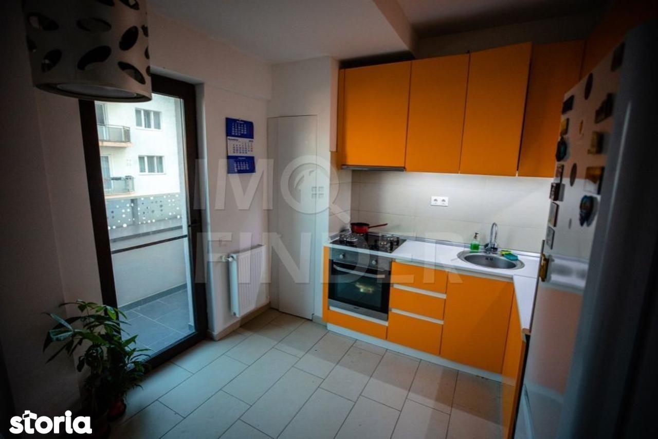 Apartament de vanzare, Cluj (judet), Strada Ștefan Augustin Doinaș - Foto 5