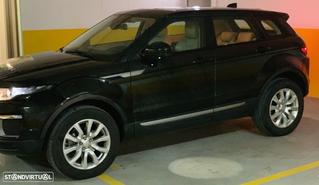 Land Rover Evoque SE - 1