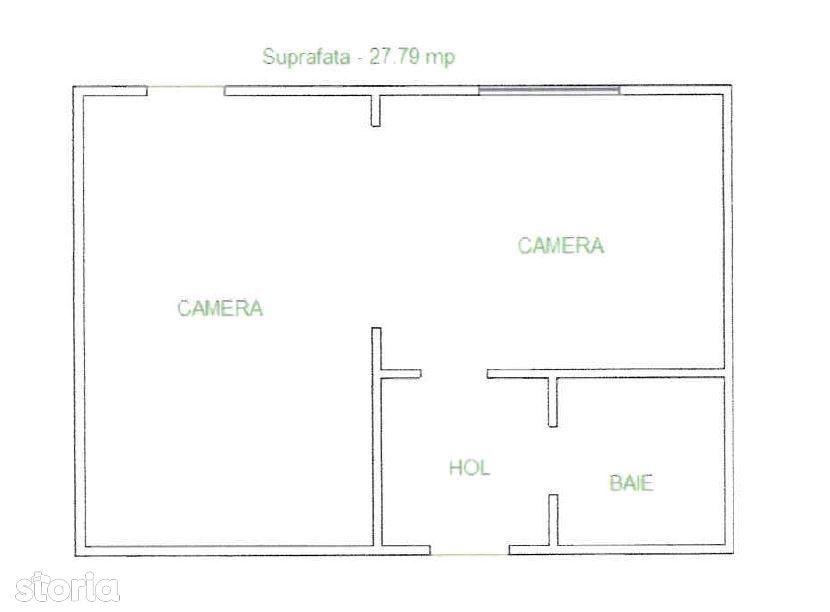 Apartament de vanzare, Caraș-Severin (judet), Strada Banaduc - Foto 3
