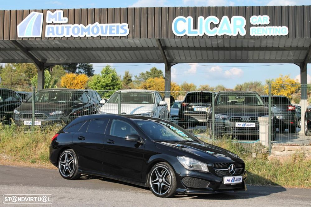 Mercedes-Benz CLA 220 Shooting Brake AMG Line Pack Night - 1