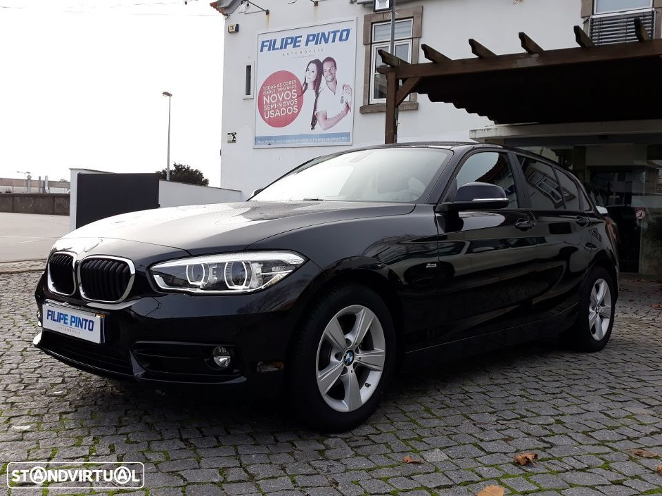 BMW 116 D Sport Line Edynamics | LED - 2