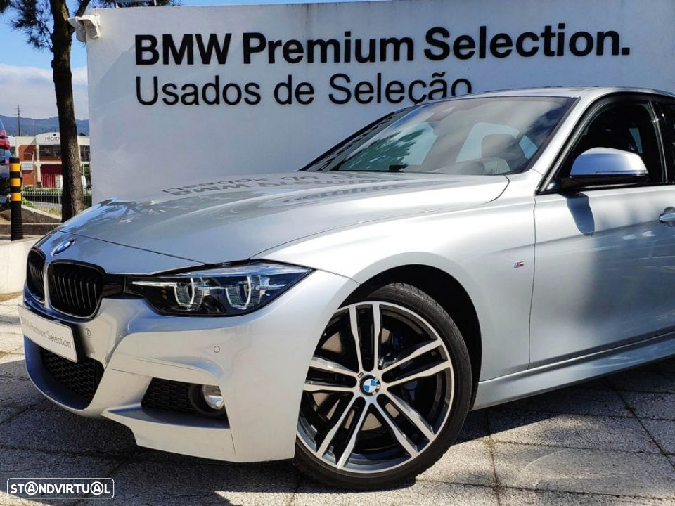 BMW 320 d Auto Pack Shadow - 7