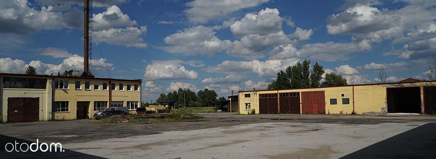 Hala/Magazyn na sprzedaż, Radomsko, radomszczański, łódzkie - Foto 1
