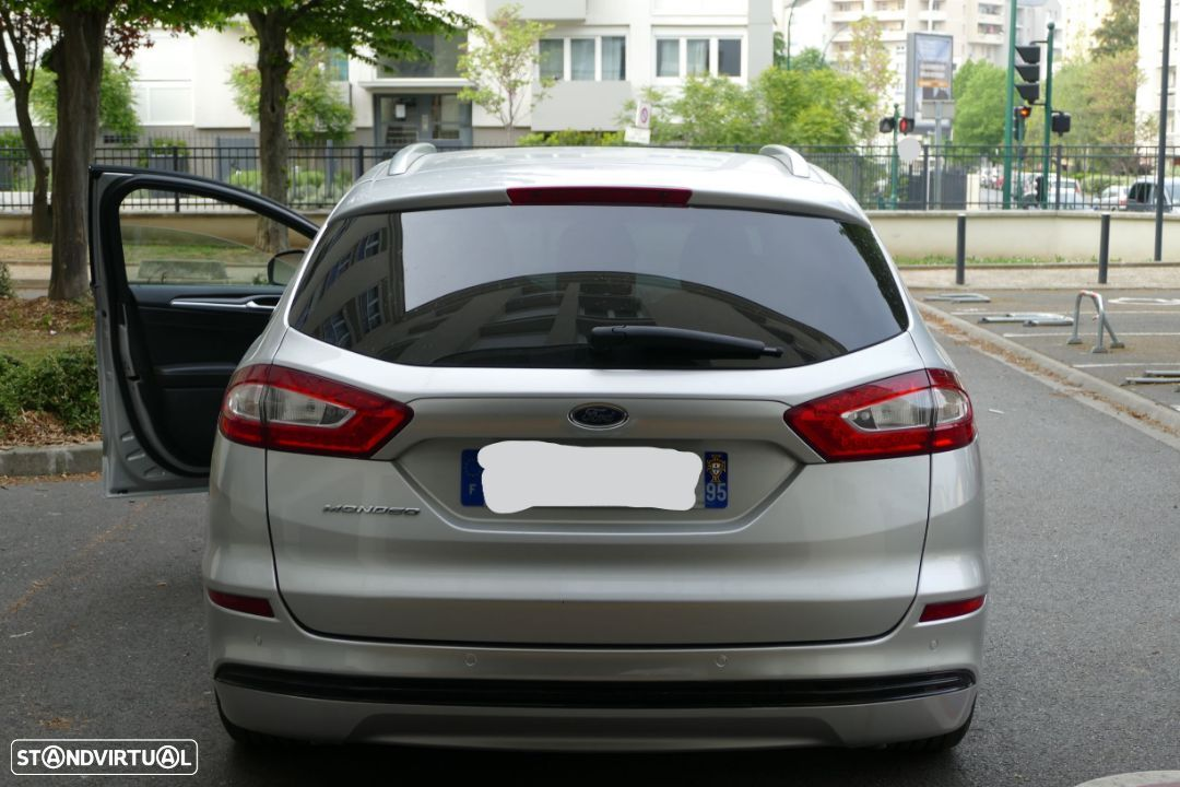 Ford Mondeo SW - 6