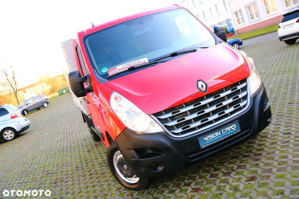 Renault master  2,3 DCI 125ps jak NOWY - 4