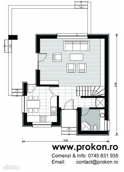 Casa de vanzare, Ilfov (judet), Strada Epigoniilor - Foto 3