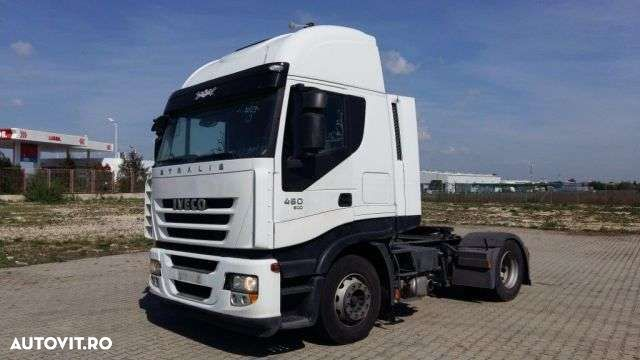 Iveco Stralis AS440S46T/P E - 1