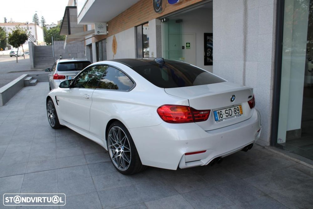 BMW M4 COUPE COMPETITION 450 CV - 5