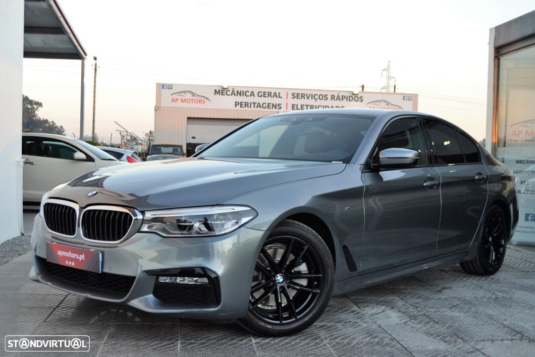 BMW 520 Pack M FULL EXTRAS - 1