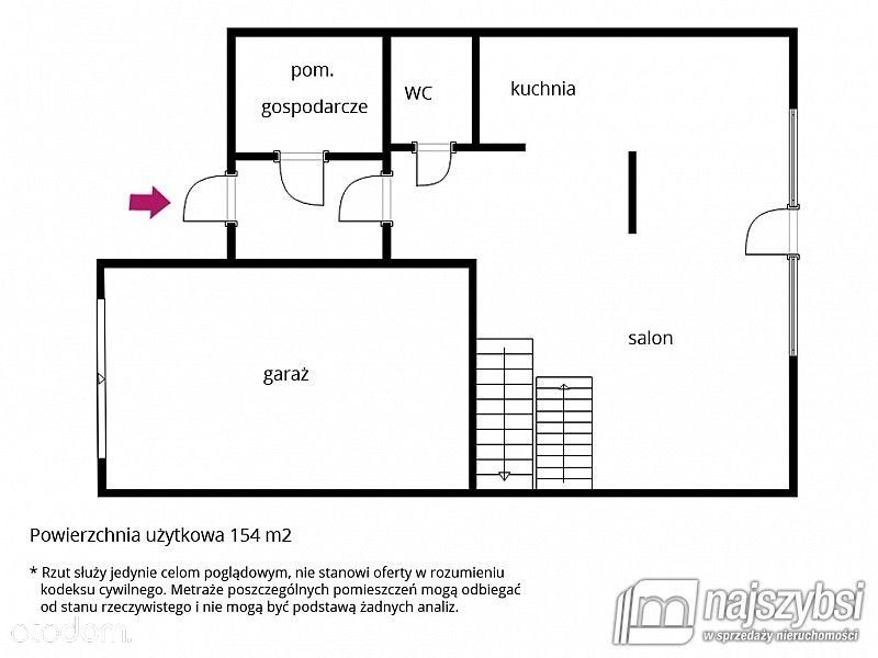 Dom na sprzedaż, Pilchowo, policki, zachodniopomorskie - Foto 17
