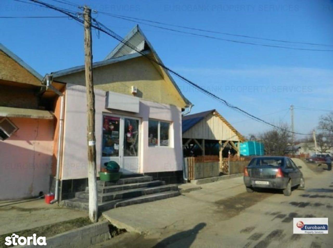 Spatiu Comercial de vanzare, Vrancea (judet), Străoane - Foto 1