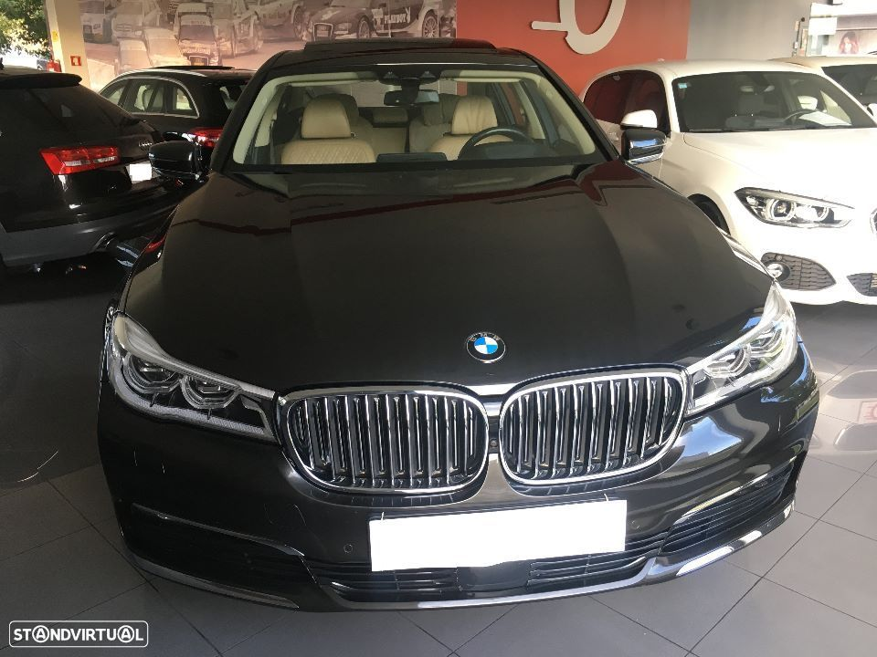 BMW 740 IL nacional FULL - 23
