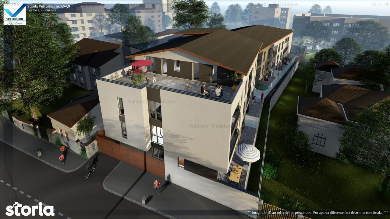 Apartament de vanzare, București (judet), Strada Vulturilor - Foto 2