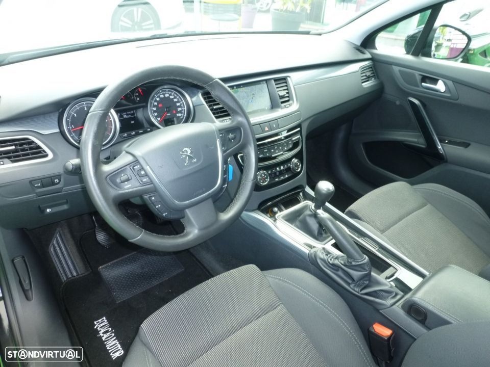 Peugeot 508 SW 1.6 HDI Active - 10