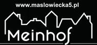 Biuro nieruchomości: Meinhof Sp. z o.o. Sp. Kom.
