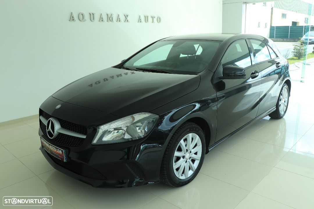 Mercedes-Benz A 180 CDi BE Edition Style - 1