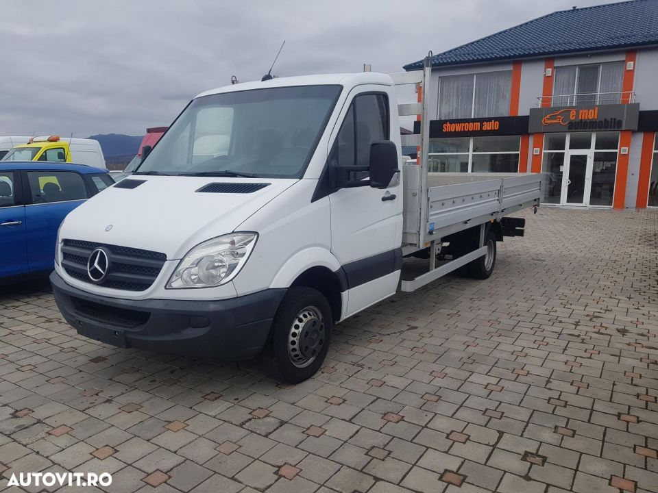 Mercedes-Benz Sprinter 515 - 1