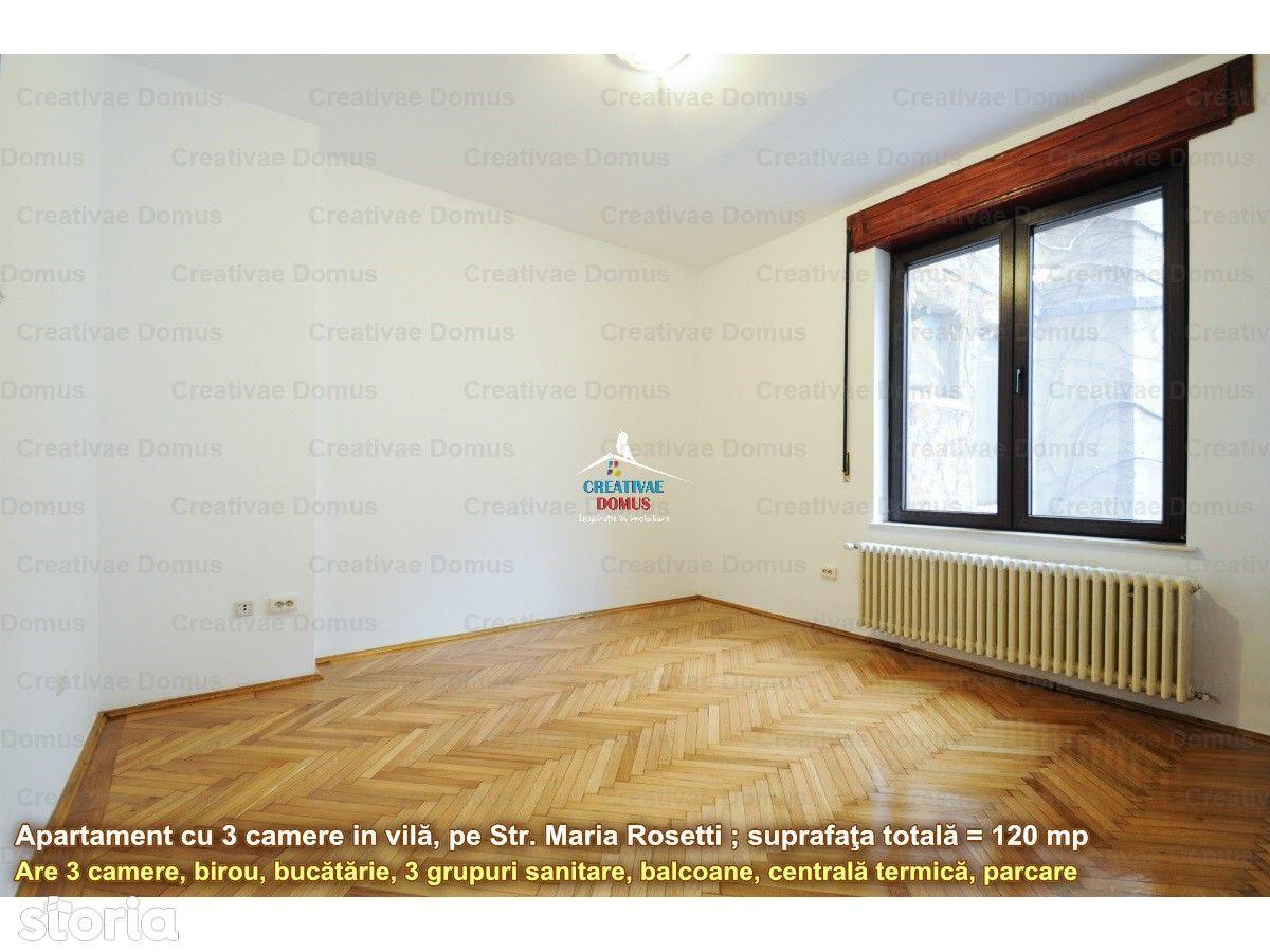 Apartament de inchiriat, București (judet), Strada Maria Rosetti - Foto 5
