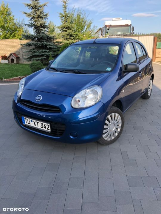 Nissan Micra Micra 2013 1.2 benzyna - 1