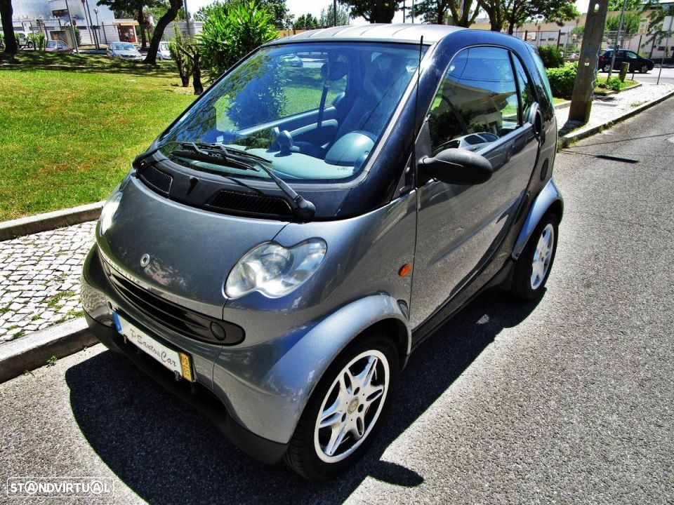 Smart ForTwo CDi + A/C - 1