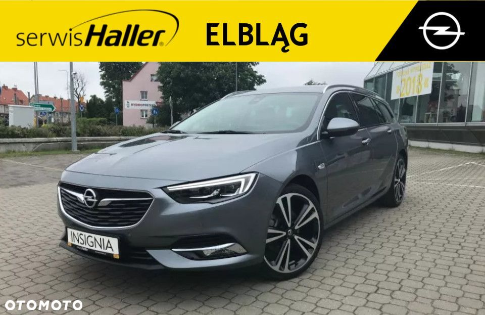 Opel Insignia Sports Tourer Elite 2.0DTH 170KM Automat - 14