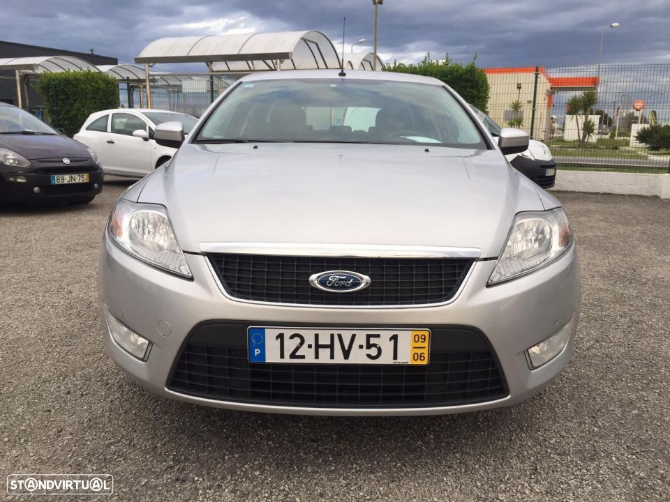 Ford Mondeo SW 1.8 tdci - 9